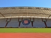 The stadium in Split, Croatia